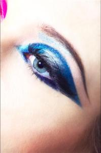 fashion eye makeup eyeshadow